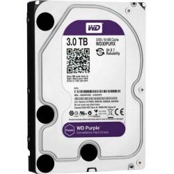 """Накопичувач HDD 3.5"""" 3TB Western Digital Purple (WD30PURZ)"""