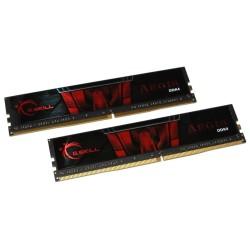 Память 8GB x2 (16GB kit) DDR4 3000MHz G.Skill Aegis (F4-3000C16D-16GISB)