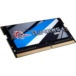 Пам'ять SO-DIMM 8Gb, DDR4, 2400 MHz, G.Skill Ripjaws, 1.2V, CL16 (F4-2400C16S-8GRS)
