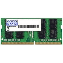 Пам'ять SO-DIMM 8GB DDR4 2666MHz GoodRAM  (GR2666S464L19S/8G)