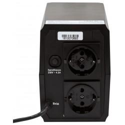 ИБП LogicPower LPM-625VA-P (475Вт), 2x Schuko