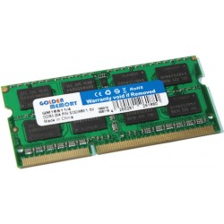 Пам'ять SO-DIMM 4GB DDR3 1600MHz Golden Memory (GM16S11/4)