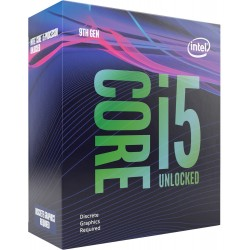 Процесор Intel Core i5-9600KF (s.1151 v2) 6x3.7GHz BOX (BX80684I59600KF)