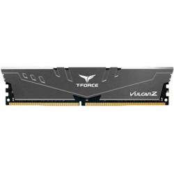 Пам'ять 16Gb DDR4, 3000 MHz, Team Vulcan Z, Grey, 16-18-18-38, 1.35V (TLZGD416G3000HC16C01)