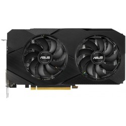 Відеокарта ASUS GF GTX 1660 Super 6GB GDDR6 Dual Evo Advanced (DUAL-GTX1660S-A6G-EVO)