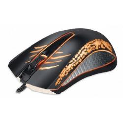 Мышь REAL-EL RM-503 Black