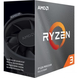 Процесор AMD Ryzen 3 3300X (s.AM4) 4x3.8GHz BOX (100-100000159BOX)