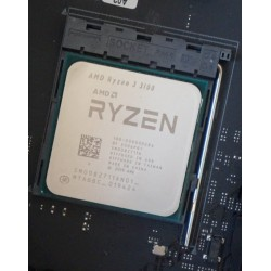 Процесор AMD Ryzen 3 3100 (s.AM4) 4x3.6GHz BOX (100-100000284BOX)
