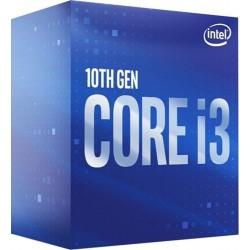 Процессор Intel i3-10100 (s.1200) 4x3.6GHz BOX (BX8070110100)