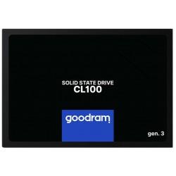 Накопитель SSD 240GB GoodRAM CL100 Gen.3 3D TLC (SSDPR-CL100-240-G3)