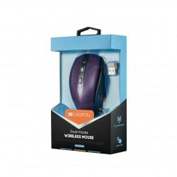 Мышь Canyon CNS-CMSW08V Violet Wireless