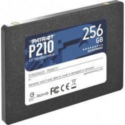Накопитель SSD 256GB Patriot P210 (P210S256G25)