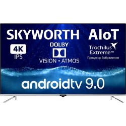 "Телевізор 43"" Skyworth 43Q20, 4K 	3840x2160, 100 MEMC, Smart TV AI UHD Dolby Vision (43Q20)"