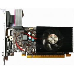 Відеокарта GeForce GT730, AFOX, 2Gb DDR3, 128-bit, VGA/DVI/HDMI, 954/1333MHz, Low Profile (AF730-2048D3L6)