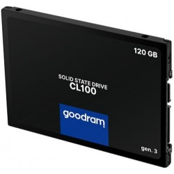 Накопитель SSD 120GB GoodRAM CL100 Gen.3 (SSDPR-CL100-120-G3)