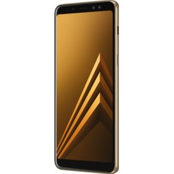 Смартфон Samsung Galaxy A8 Plus 2018 Gold RAM 4Gb ROM 32Gb