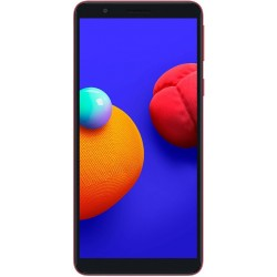 "Смартфон Samsung 5.3"" Galaxy A01 Core A013 Red RAM 1Gb ROM 16Gb"