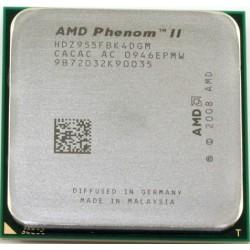 Процесор AMD Phenom II X4 955 Black (HDZ955FBK4DGM)