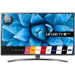 "Телевізор LG 43"" 43UN74006LB Smart TV HDMI/USB"