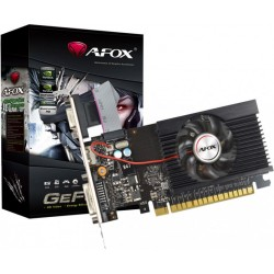 Відеокарта AFOX GeForce GT710 Low Profile 2Gb GDDR3, 64-bit (AF710-2048D3L7)