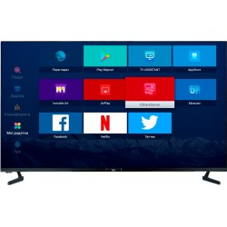 "Телевізор 50"" DEX LE5079USM, LED Full HD 1920X1080 50Hz, Android, DVB-T2, HDMI, USB, VESA 200x200 (LE5079USM)"