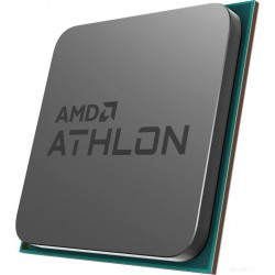 Процесор AMD AMD Athlon 3000G + Cooler (s.AM4) 2x3.5GHz Tray (YD3000C6FHMPK)