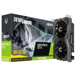 Видеокарта Zotac GeForce GTX 1660 SUPER AMP 6GB DDR6 192bit (ZT-T16620D-10M)