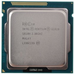 Процесор Intel Pentium G2020 (s.1155) 2x2.9GHz Tray (CM8063701444700)