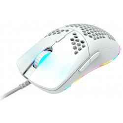 Мышь Canyon Pancher GM-11 White RGB (CND-SGM11W)