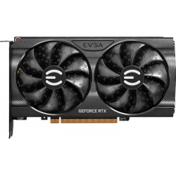 Відеокарта EVGA GeForce RTX 3060 XC GAMING 12GB DDR6 192bit (12G-P5-3657-KR)